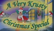 A Very Krusty Christmas Special | Season 28 Ep. 10 | THE SIMPSONS