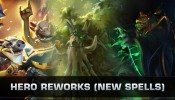 Dota 2 Hero Reworks (New Spells) - Patch 7.00