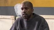 Kanye West goes blonde