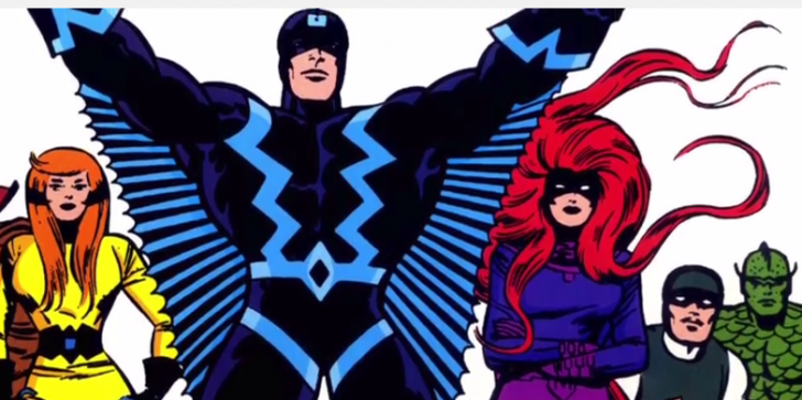 'The Inhumans' Air Date, Spoilers, & Update: New Series Bridges The Marvel Movies and TV Shows? [PLOT, PREDICTIONS]
