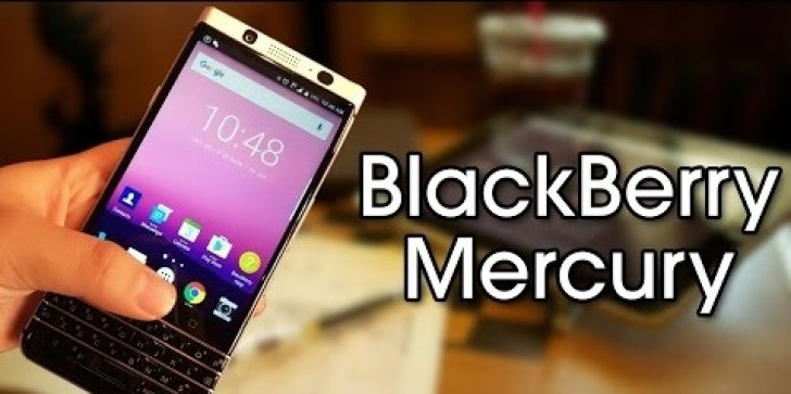 Blackberry Mercury Release Date, Price, Specs, News & Updates: Mercury, BB's Farewell Gift To The Consumers? The Last Of Its Kind?