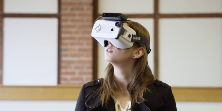 Bridge VR headset Release Date, News & Updates: Positional Tracking Makes it the Most Advanced Phone-Based Headset? Better than Oculus Rift, HTC Vive, Daydream View