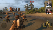Star Wars Battlefront LIVE Gameplay - Road to Rank 100! Rogue One Scarif DLC Gameplay