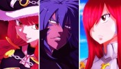 FAIRYTAIL Manga Chapter 514+ - ERZA'S FATHER ACNOLOGIA?! 400 YEAR OLD ERZA?! THE IMMORTAL IRENE?!