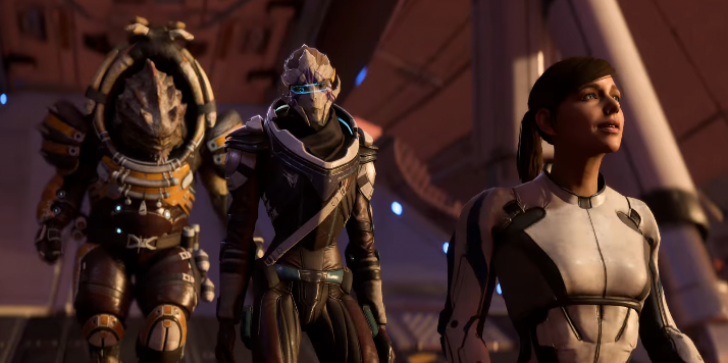 'Mass Effect: Andromeda' Release Date, News & Update: Bioware Is Secretly Planning To Bring Back All The Races For The Upcoming Sci-Fi Game