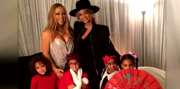 Mariah Carey & Beyonce's Kids Get Along On First Playdate!