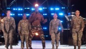 'Rock The Troops' News: Shirtless Terry Crews SIngs Taylor Swift in Musical Tribute