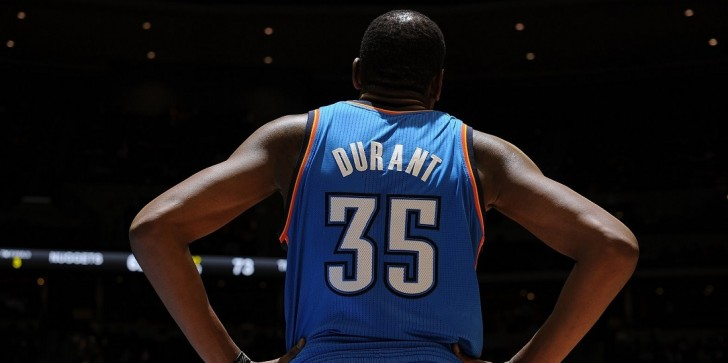 NBA News: Kevin Durant Gives Donation To An Oklahoma City School: Is This His Way Of Redemption?