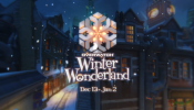 [NEW SEASONAL EVENT] Welcome to Overwatch's Winter Wonderland!