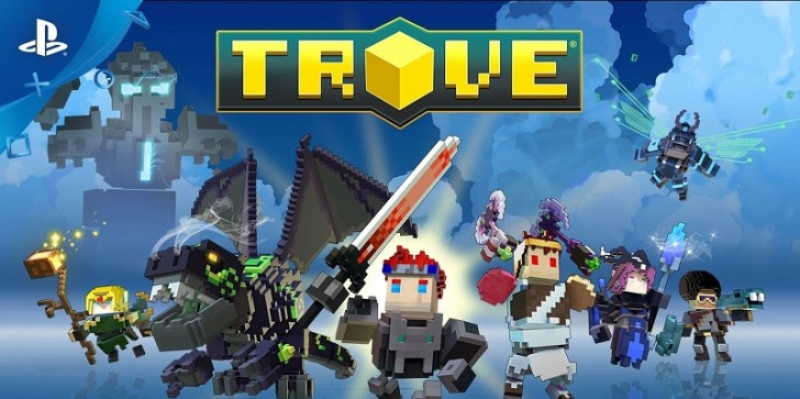 'Trove' Latest News & Update: 14 Classes, Numerous Items, Legendary Dragons & More; Voxel MMO Enters Open Beta On PS4 & Xbox One