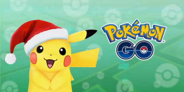'Pokemon Go': How To Catch Santa Pikachu And Hatch Gen II Baby Pokemon
