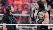 A.J. Styles and Roman Reigns