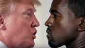 Kanye West met Donald Trump
