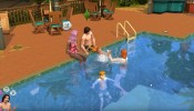 The Sims 4 Update - Pools, Swimwear, Death bay Drowning, & New Interactions!