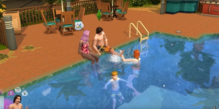 'The Sims 4' Gets Campus DLC Update And Season-Themed DLC