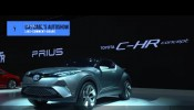 2016 Toyota Scion CHR Crossover│2016 Toyota CHR Concept