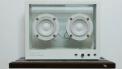 Small Transparent Speaker by PEOPLE PEOPLE — Kickstarter