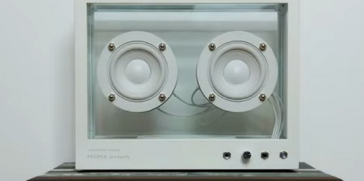 Small Transparent Speaker Release Date, News & Update:  Cheapest With Premium Audio Components And Built-In Amplifier; Wireless And Recyclable?