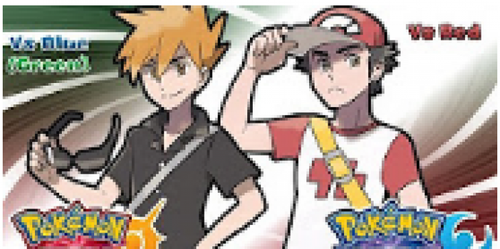 'Pokemon Red and Blue' VS 'Pokemon Sun and Moon': The Old Legendary Comes Back in A New-Released Game as An Opponent!