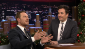 Michael Fassbender Turned the Assassin's Creed Set into a Paintball War Zone The Tonight Show Starring Jimmy Fallon  The T