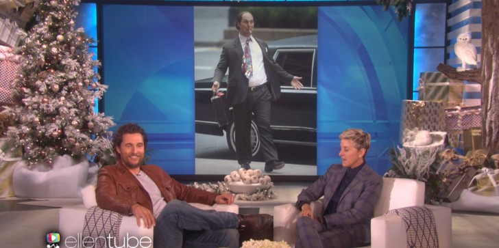 'Gold' News And Updates: Actor Matthew McConaughey Reveals Unlimited Pizza, Cheeseburger Diet