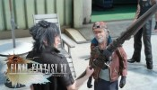 Final Fantasy XV (Weapons Upgrade) Drain Lance II & Engine Blade