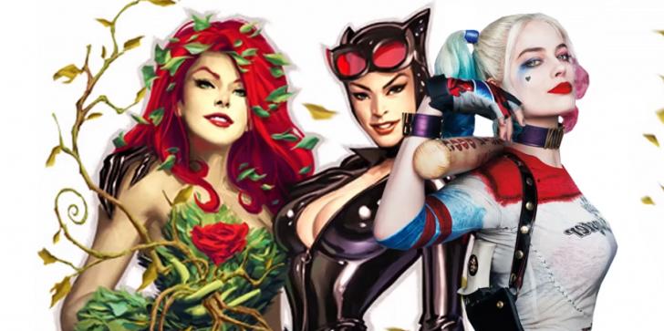 'Gotham City Sirens': Margot Robbie Back As Harley Quinn