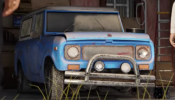 Forza Horizon 3 Blizzard Mountain - First Barn find