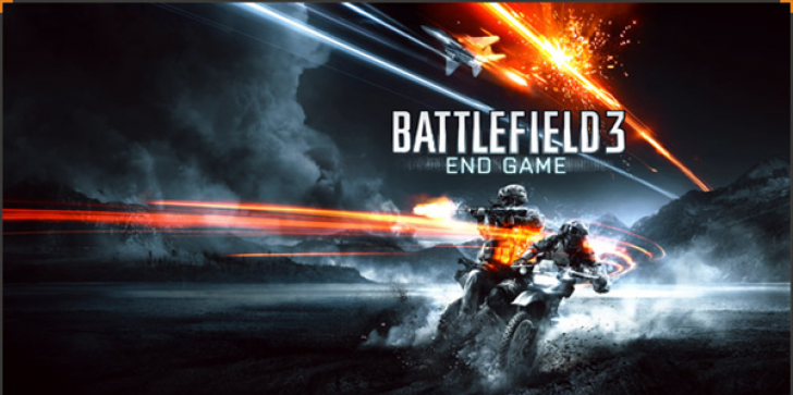 End Game DLC For 'Battlefield 3' Gets A Launch Trailer