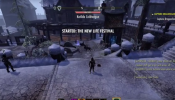 ESO | New Life Festival |How to start quest and find Breda | The Elder Scrolls Online |