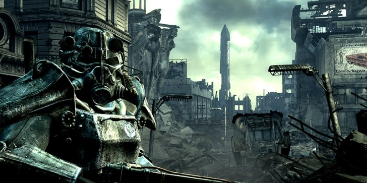 Revisit Fallout 3 With 'Wazer Wifle!'