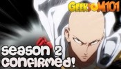 One Punch Man SEASON 2 OFFICIALLY ANNOUNCED!