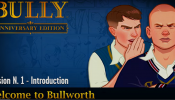Bully: Anniversary Edition - Intro & Mission #1 - Welcome to Bullworth