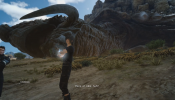 Final Fantasy XV Adamantoise Superboss Hunt