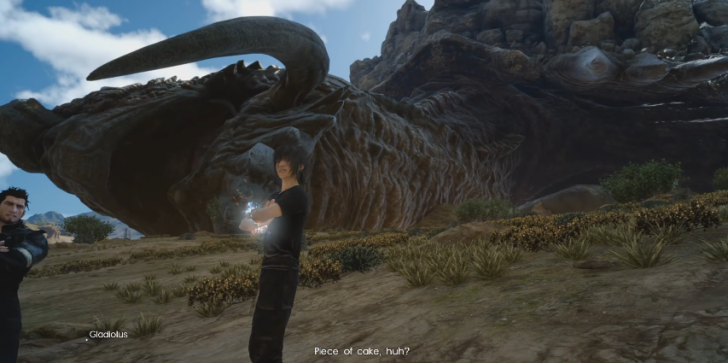 'Final Fantasy XV' Guide: How to Defeat Adamantoise in the Game
