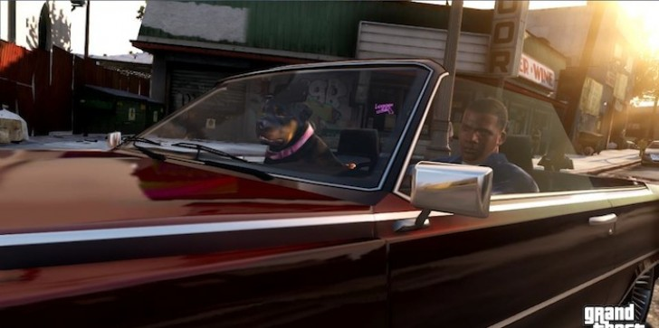 Grand Theft Auto 5 vehicle physics will vary with different cars, custom parts