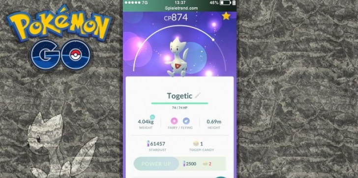 'Pokemon Go' Latest News & Update: Togetic Confirmed Available In The Game; Details Of The Skill Sets And Moves Here