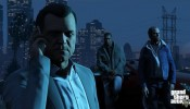 Grand Theft Auto V: Three Protagonist At Night