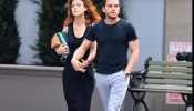 Kit Harington and Rose Leslie look totally smitten as they hold hands in New York