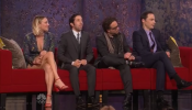 The Big Bang Theory Cast Interview - Tribute To Director James Burrows