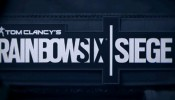Ubisoft logo intro of Tom Clancy's Rainbow Six Siege