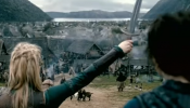 Lagertha faces her ultimate death in the hands of Aslaug's sons in