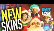 Overwatch Updates: There are only a Few Heroes with New Skins on their New Winter Wonderland Patch