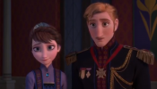 Frozen (1/10) Movie CLIP - King And Queen's Death (2013) HD