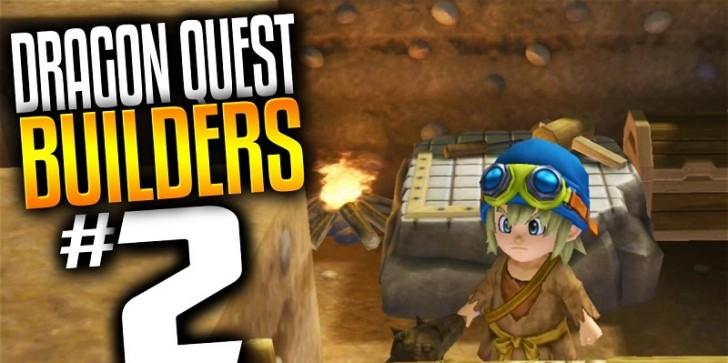 'Dragon Quest Builders' Gets Free DLC; USJ Creates 'Dragon Quest' Attraction