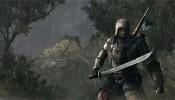 Assassin's Creed 3's Connor in the rain