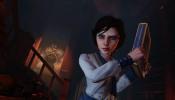 Bioshock Infinite screenshot Elizabeth