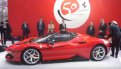 Ferrari J50: Celebrating 50 Years of Ferrari in Japan