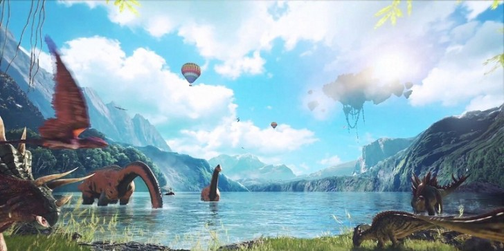'ARK Park' Release Date, News & Update: Snail Games Adopts 'Jurassic Park' Concept In Its Upcoming VR Attraction; Scoops All Three Platforms