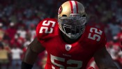 49ers middle linebacker Patrick Willis in Madden
